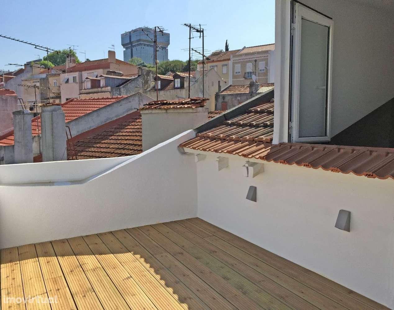 Apartamento para comprar, Rua Arco do Carvalhão, Campo de Ourique - Foto 1
