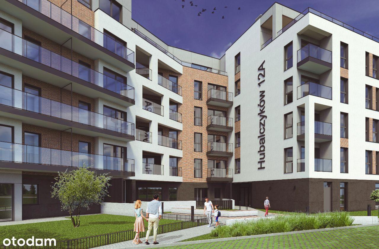 Hubalczyków nowy apartamentowiec THE VIEW