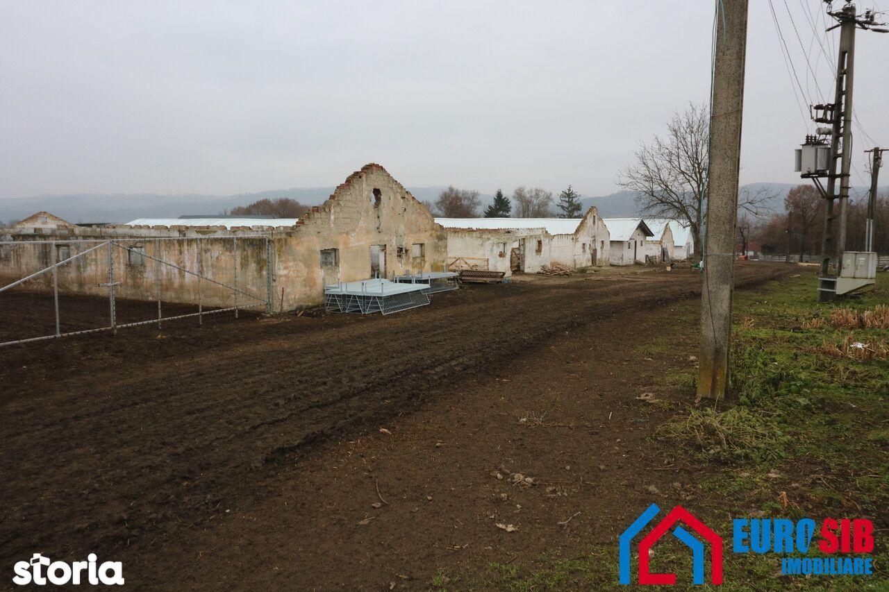 Fermă Funcțională în județul Sibiu