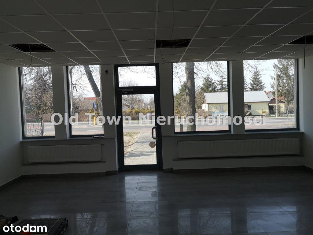 Lokal usługowo handlowy 60 m2 Niedrzwica Duża