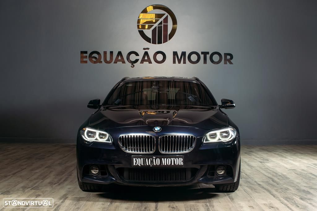 BMW 535 d Touring XDrive Pack M Auto - 4
