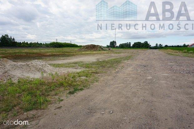 Działka inwestycyjna w centrum Sompolna