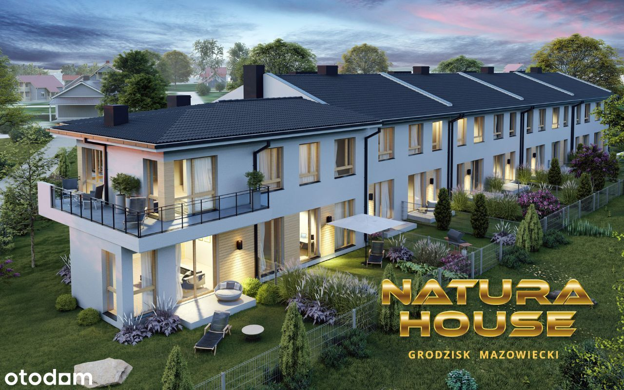 """Osiedle """"Natura House"""" w Grodzisku Mazowieckim!"""