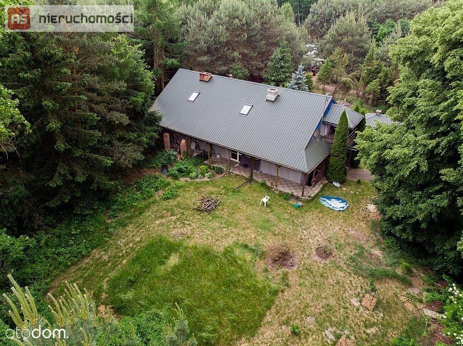 Dom na pojezierzu, wynajmowany, duża działka.