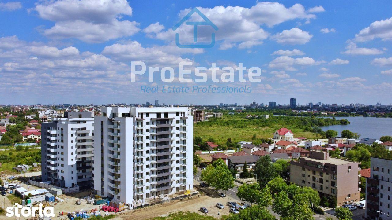 Apartament 3 camere Baneasa Sisesti, vedere superba, comision 0%