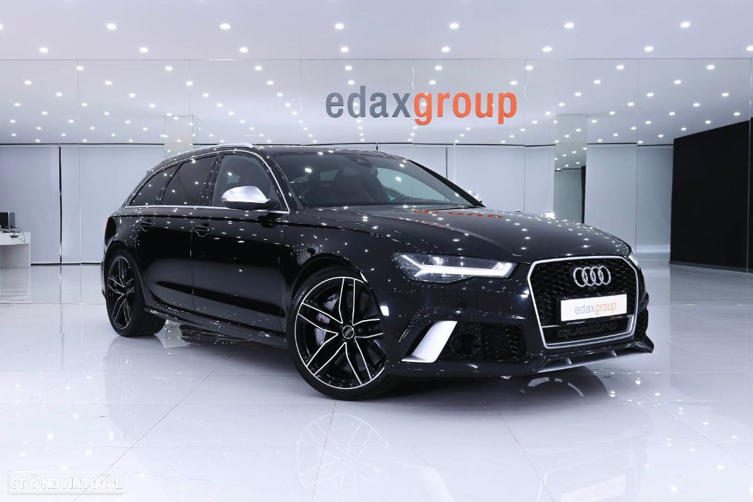Audi RS6 A 4.0 TFSi Plus quattro Tiptronic - 1