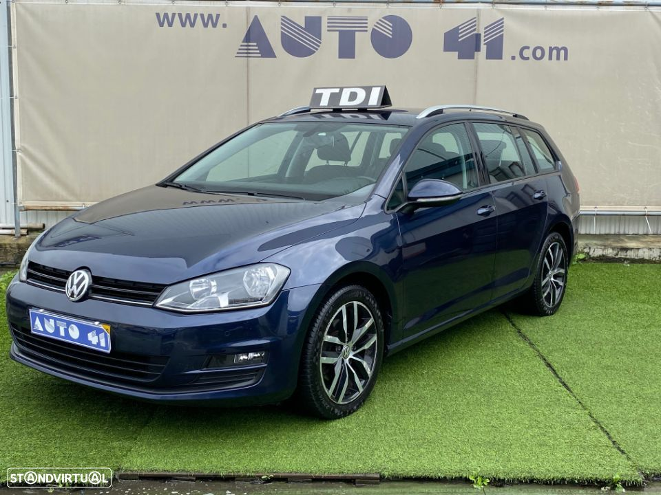 VW Golf Variant 1.6 TDi GPS Edition - 3