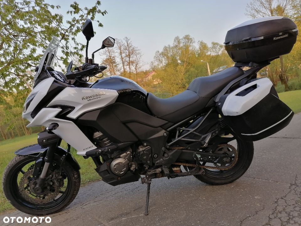 Kawasaki Versys 1000 KAWASAKI VERSYS 1000 VERSYS1000 r1200gs f800gs tracer - 8