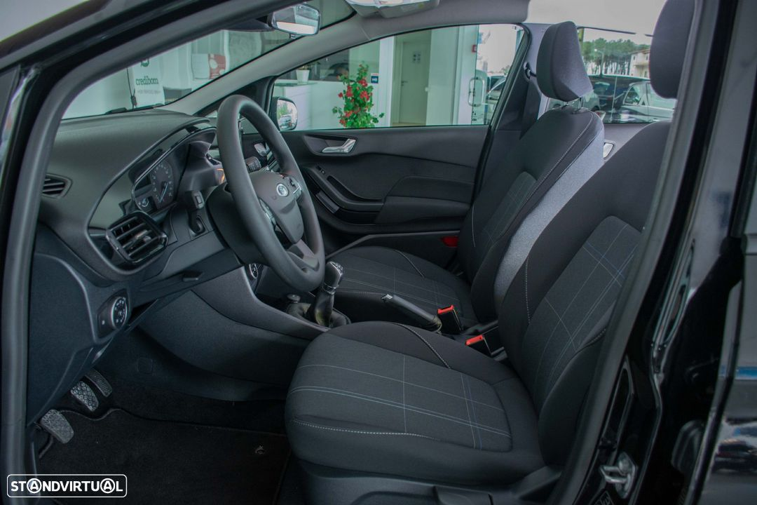 Ford Fiesta CONNECTED 1.1 TI-VCT (S&S) - 15
