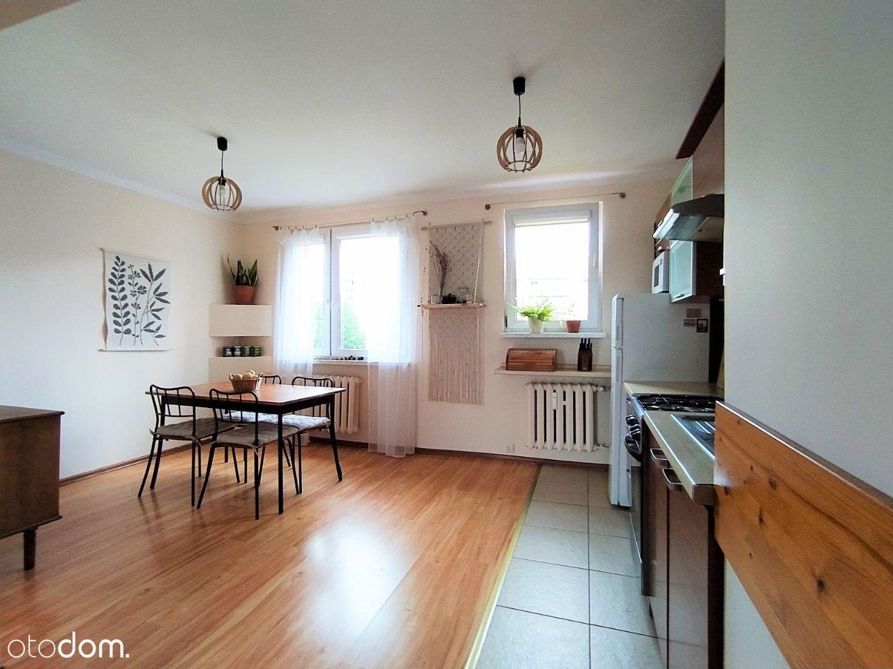 3-pokojowe mieszkanie, 50,24 m2, Złote Łany