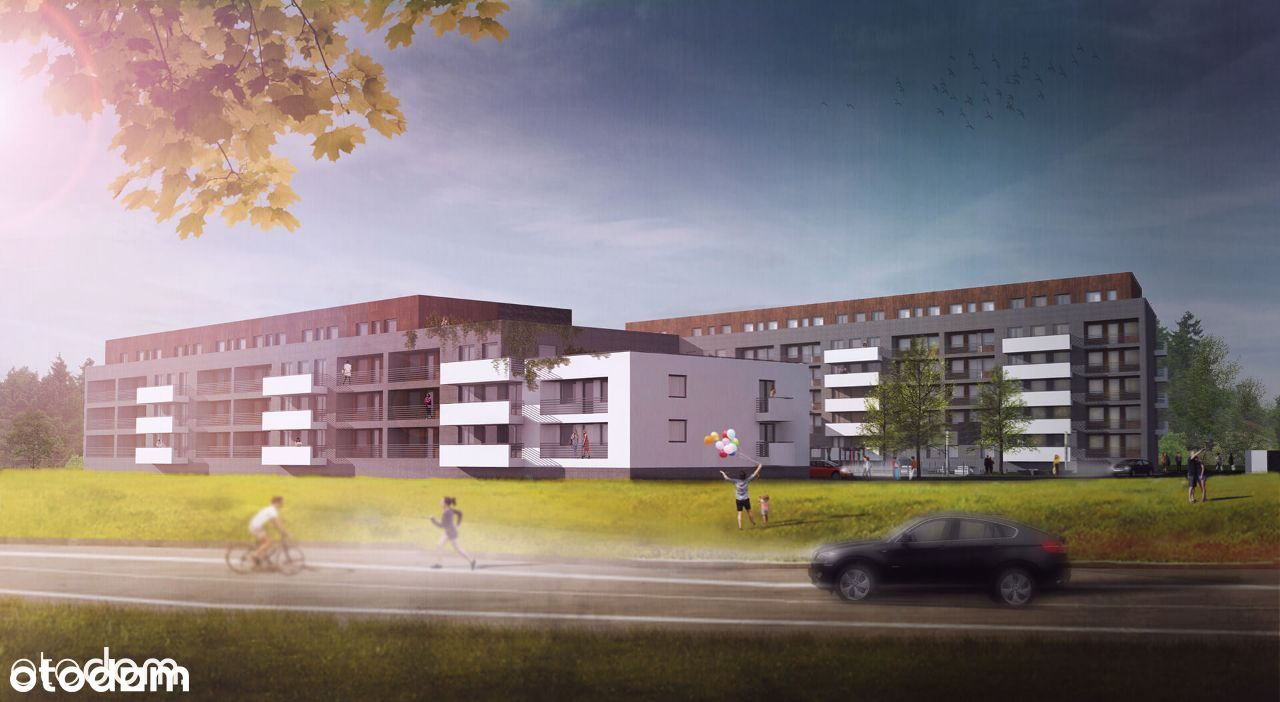 LARIX GARDEN - Nowa inwestycja w Warszawie