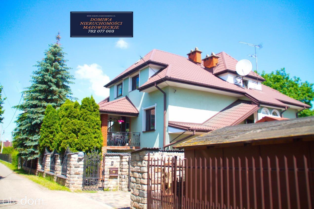 Funkcjonalny duży dom Wołomin, świetna lokalizacja