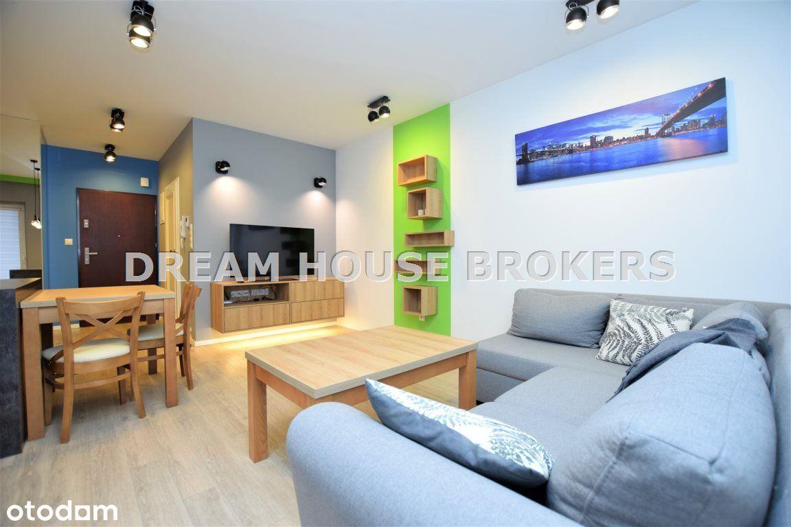 Funkcjonalne mieszkanie 2 pokojowe 48 m2