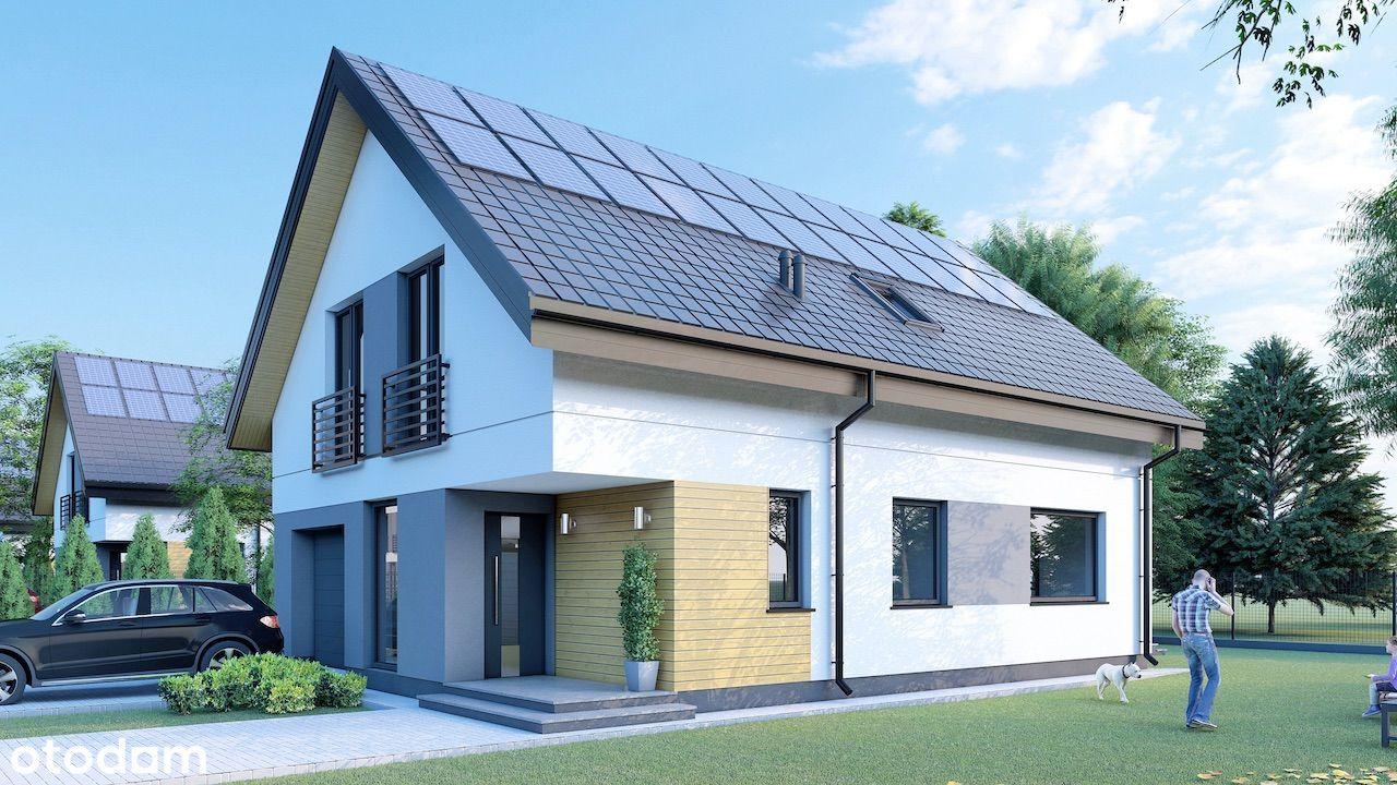Domy energooszczędne , Dobrzyniewo Duże