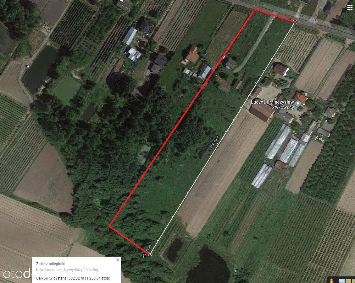 Dom 100m2, działka 2,37 ha, Michrów k.Tarczyna