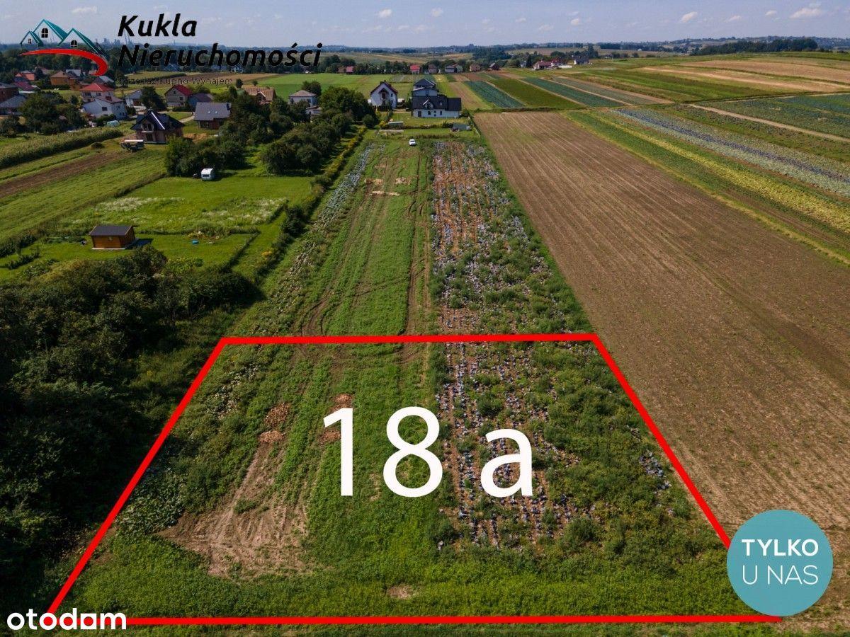 Działka budowlana Kraków Nowa Huta