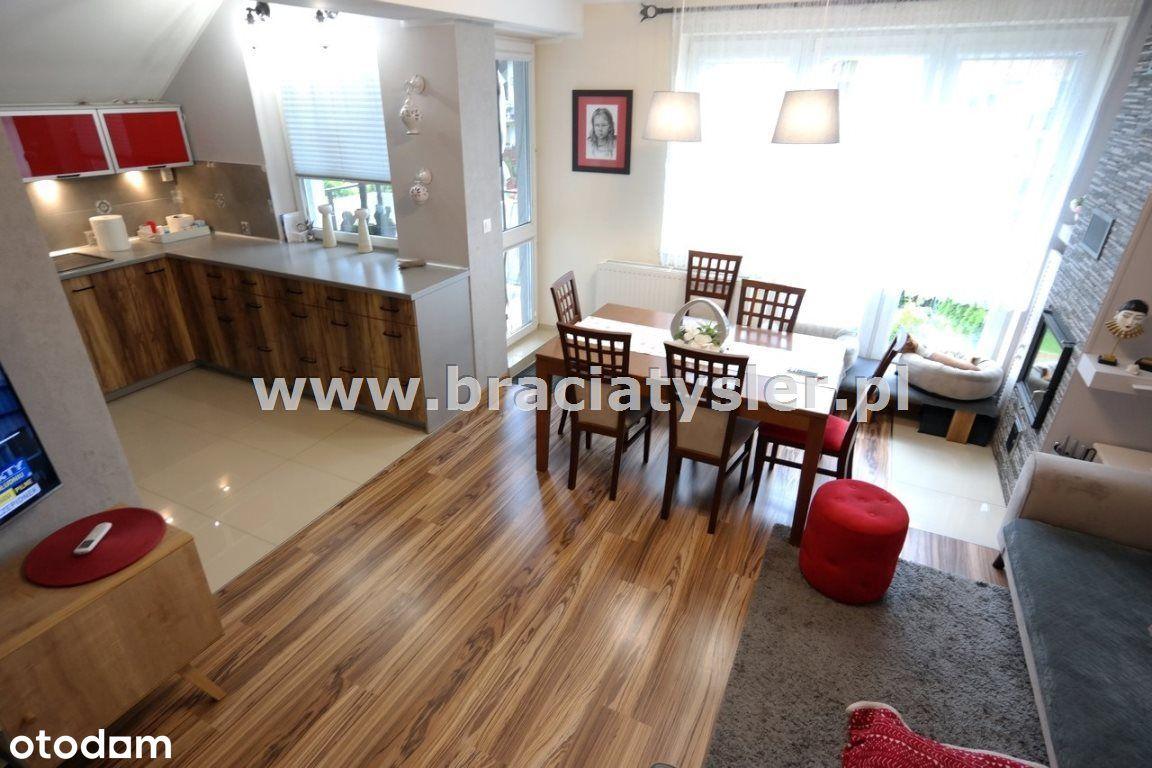 1/4 domu + garaż - Czarnowo 135 m2 - 475.000 zł