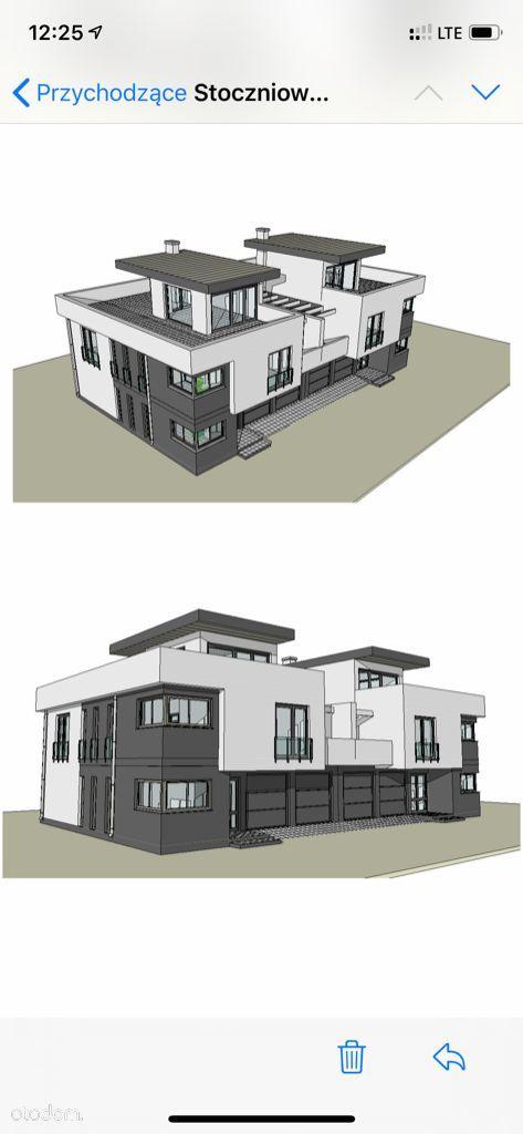 Pozwolenie na budowę bliźniaka 2x210m bliskoGocław