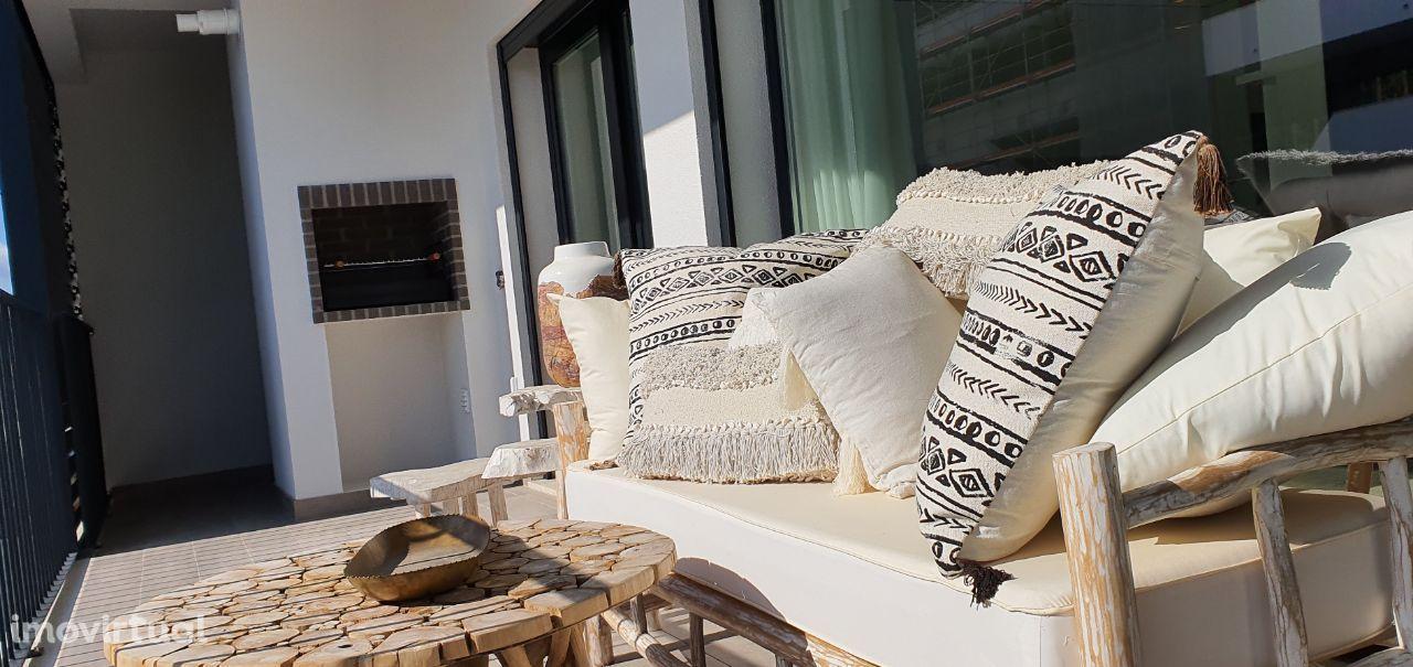 Requinte Beleza Qualidade...Conforto.Apartamentos T3 Únicos Montijo