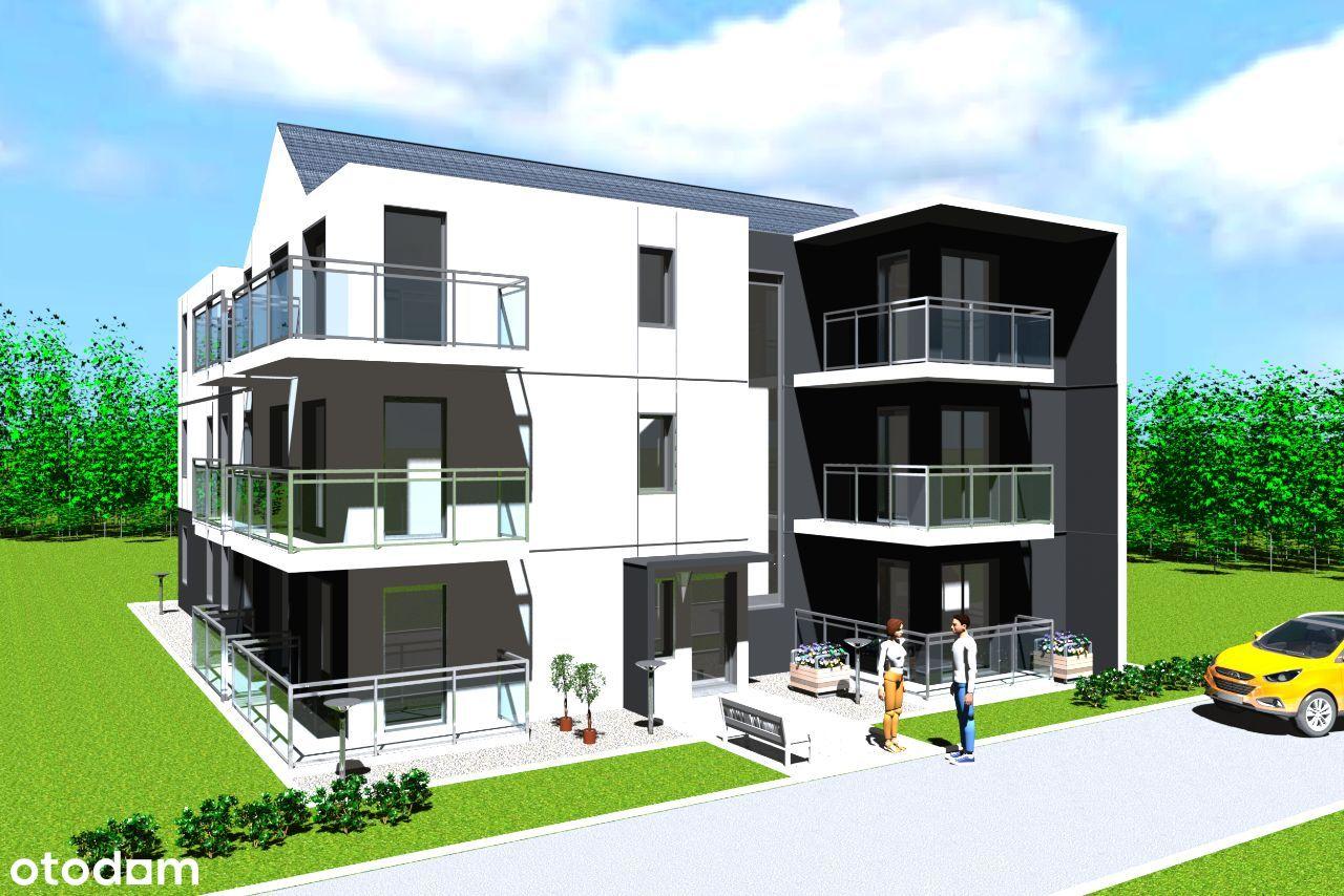 Apartament 65,34m2 OSTATNI Willa Zamkowe Wzgórze
