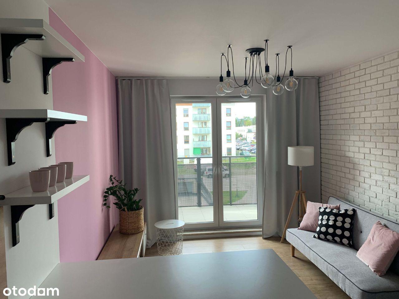 Nowe dwupokojowe mieszkanie Karpia 27
