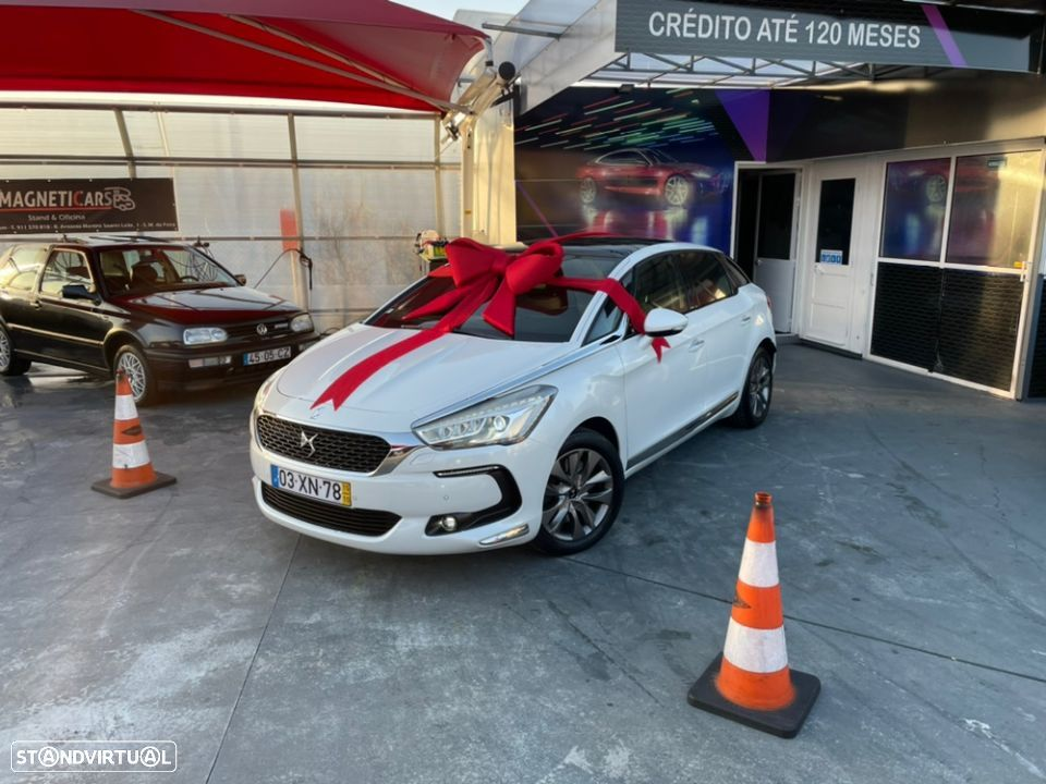 DS DS5 2.0 HDI 200cv So chic - 47