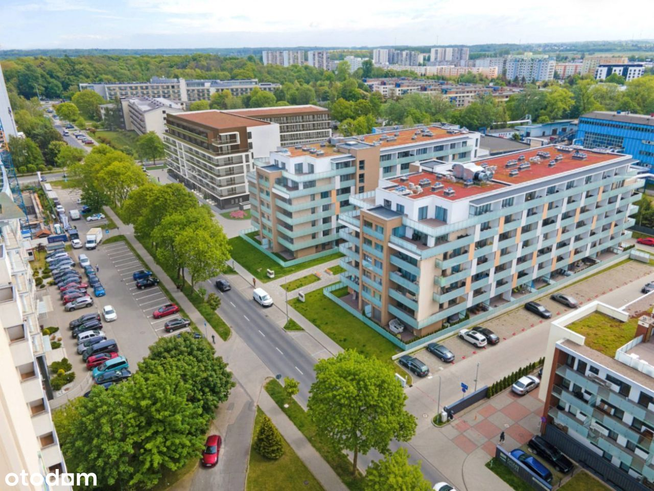 Apartamenty KASPROWICZA   apartament C201