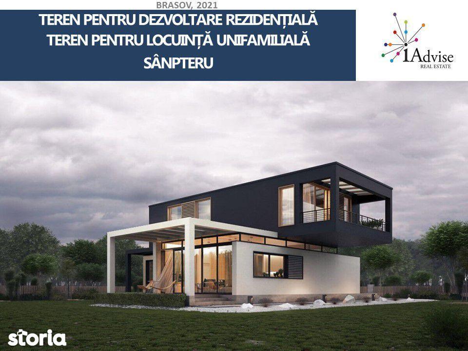 OPORTUNITATE INVESTIȚIE DEZVOLTARE REZIDENȚIALĂ / LOT DE CASĂ