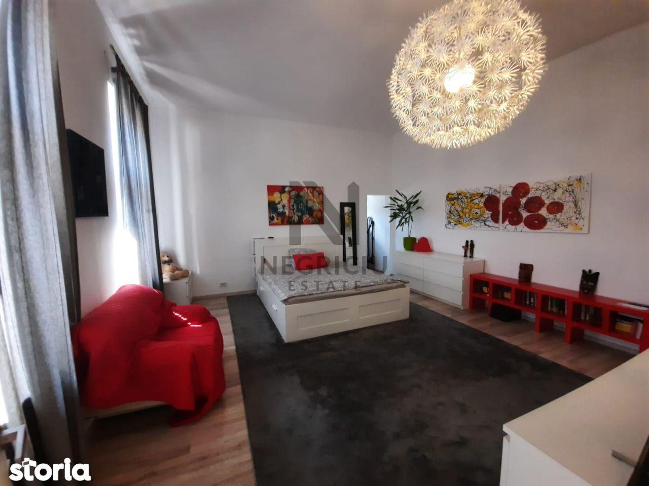 Apartament deosebit cu 4 camere, Zona Dorobantilor
