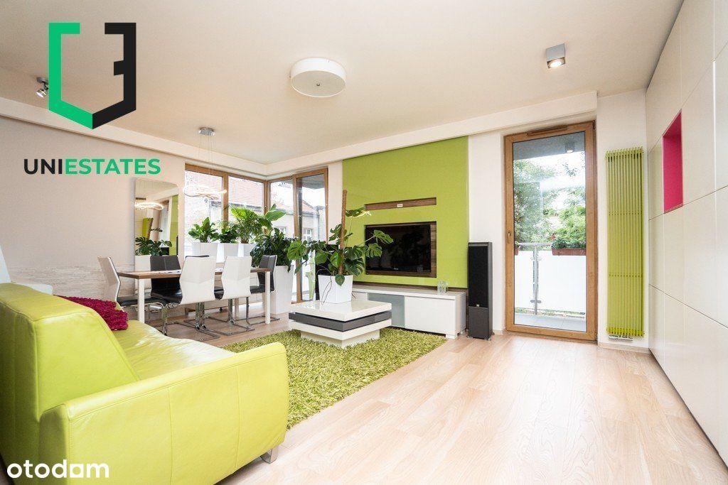 Apartament | Dąbie | 3 pokoje | wysoki standard