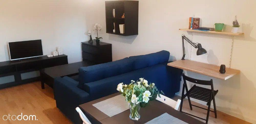 Dwupokojowy apartament w sercu miasta | 40 m²