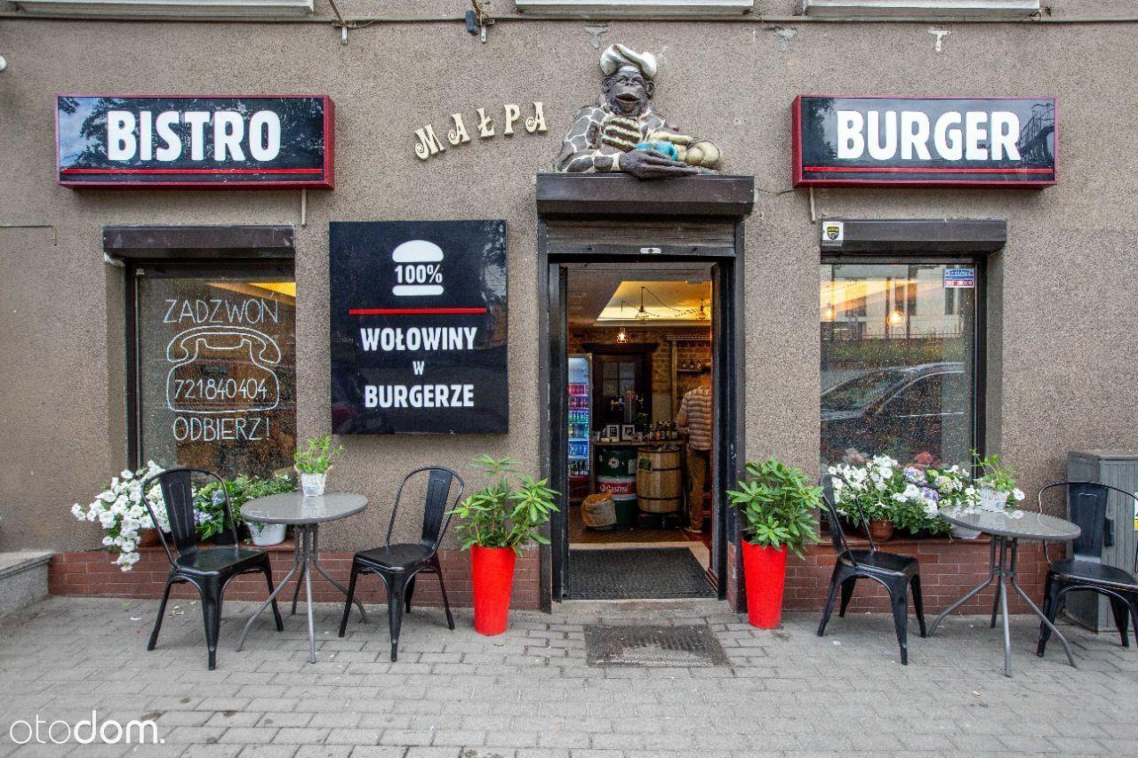 Najstarsza, uznana BURGEROWNIA w Sopocie