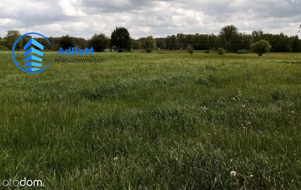 Działka budowlana Dobrzyniewo Duże