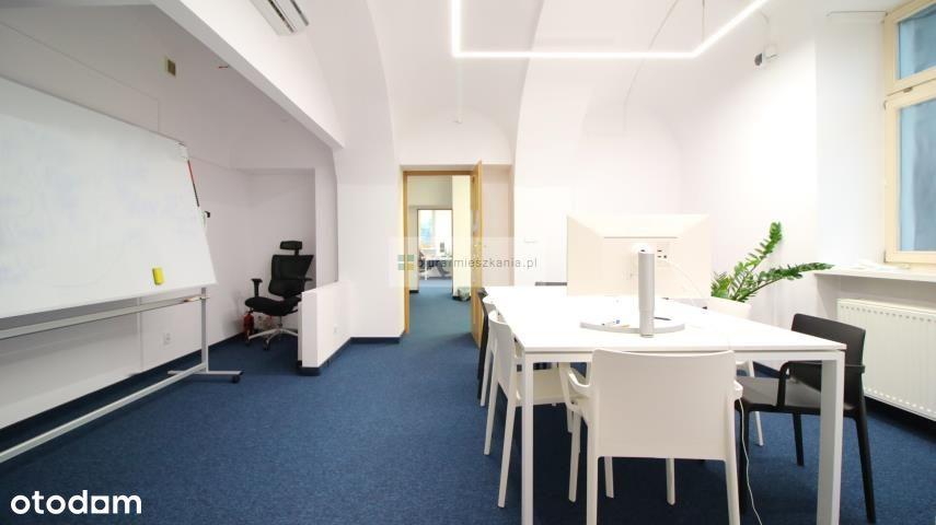 Biuro z widokiem na Wisłę, 156 m2 (5 pok.),parking