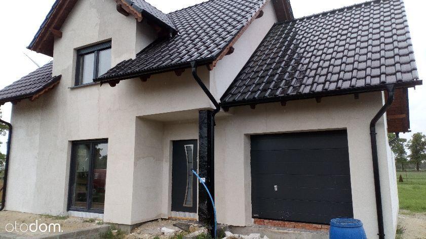 Funkcjonalny dom wolnostojący 106 m2