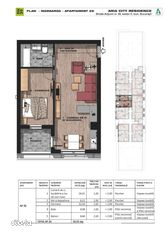 Apartament 2 camere,bloc nou,etaj 3,Brancoveanu adiacent - 46.075 Euro