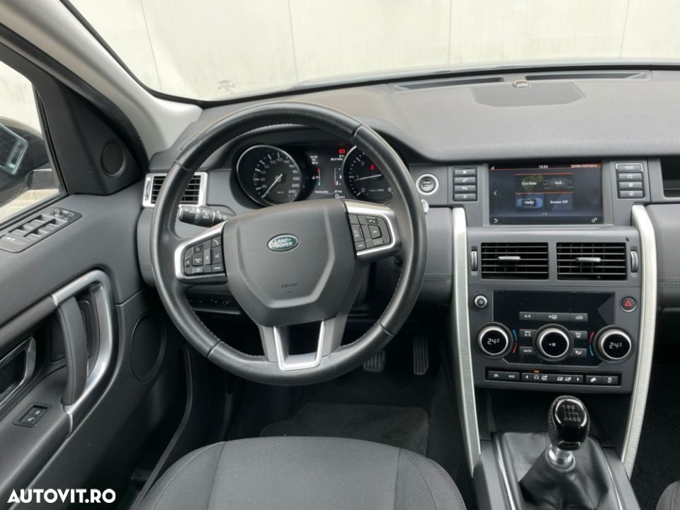 Land Rover Discovery Sport - 8