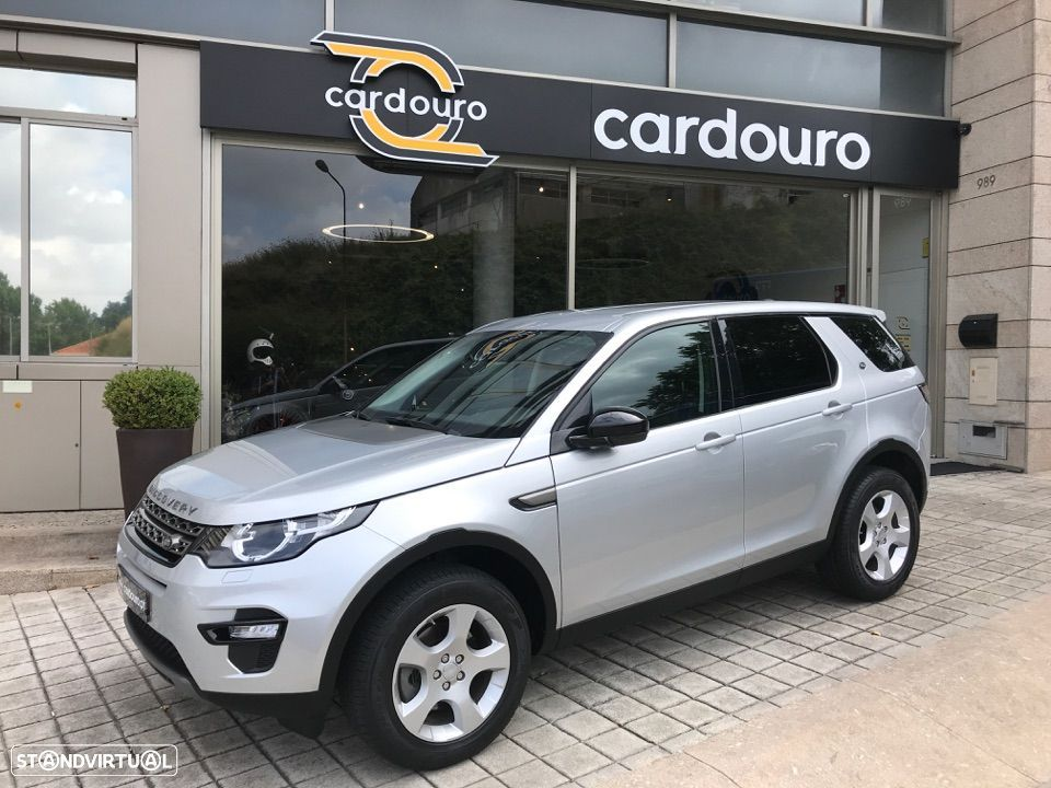 Land Rover Discovery Sport 2.0 eD4 SE - 1