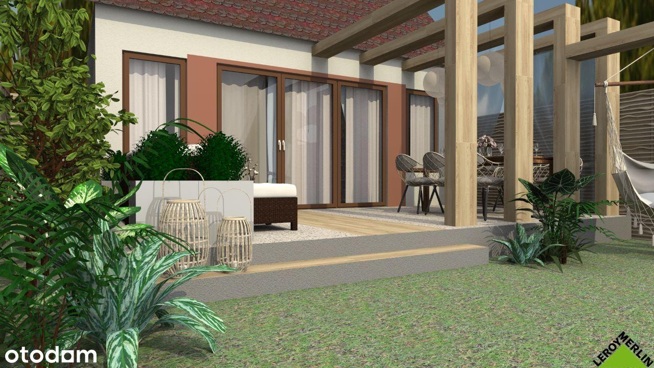 Ostatni w tej cenie! Klimatyczny dom z ogródkiem