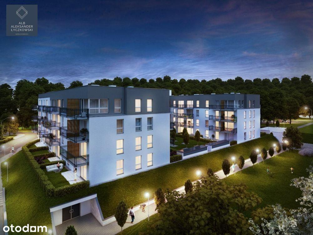Ostatnie mieszkanie 2-pokojowe z inwestycji !