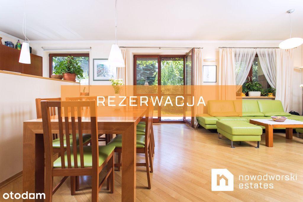 Dom z pięknym ogrodem, 4 pokoje   Bronowice