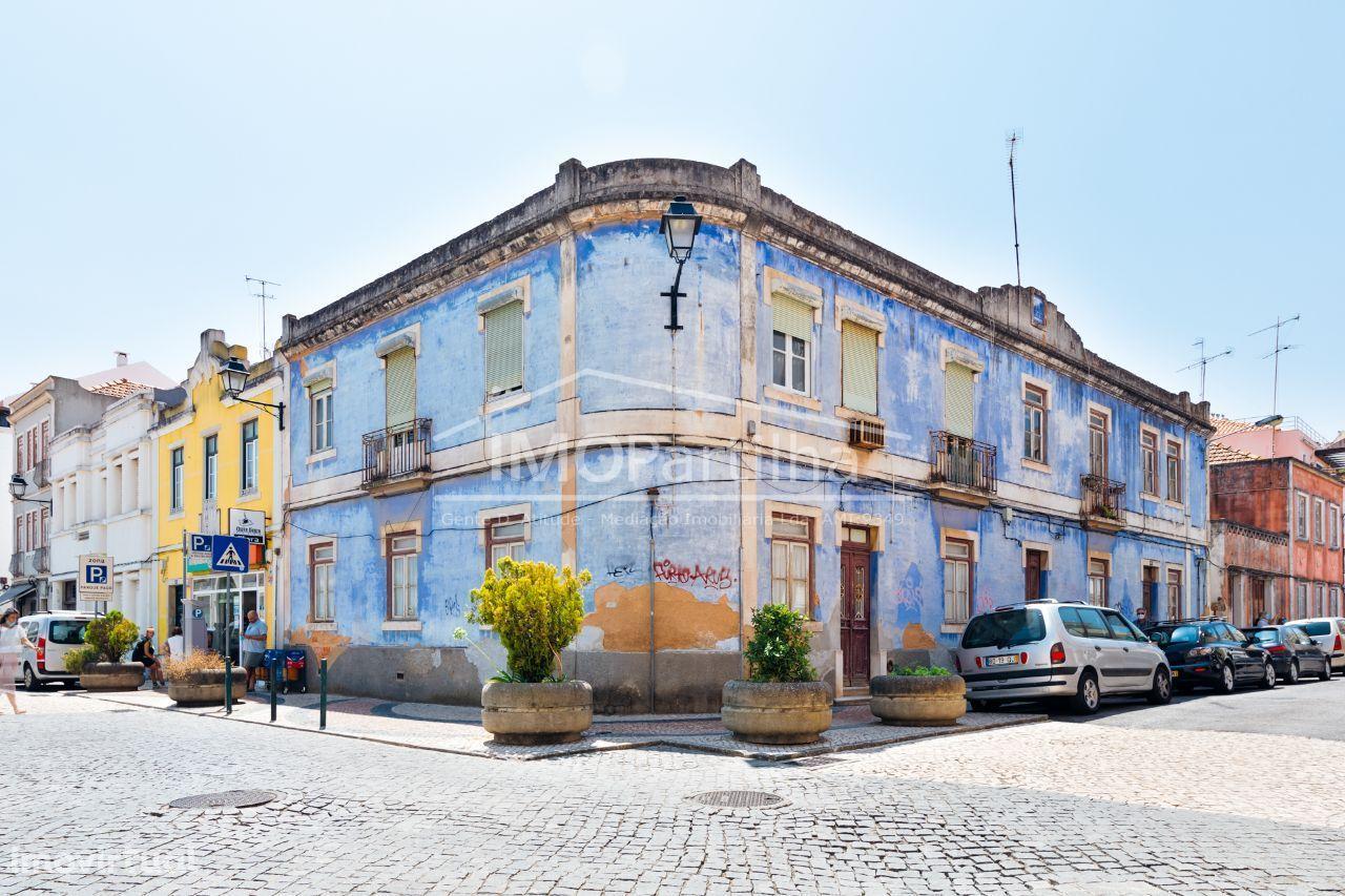 Investimento - Prédio no Centro histórico de Vila Franca de Xira