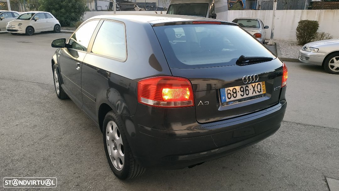 Audi A3 2.0 TDi Attraction - 29