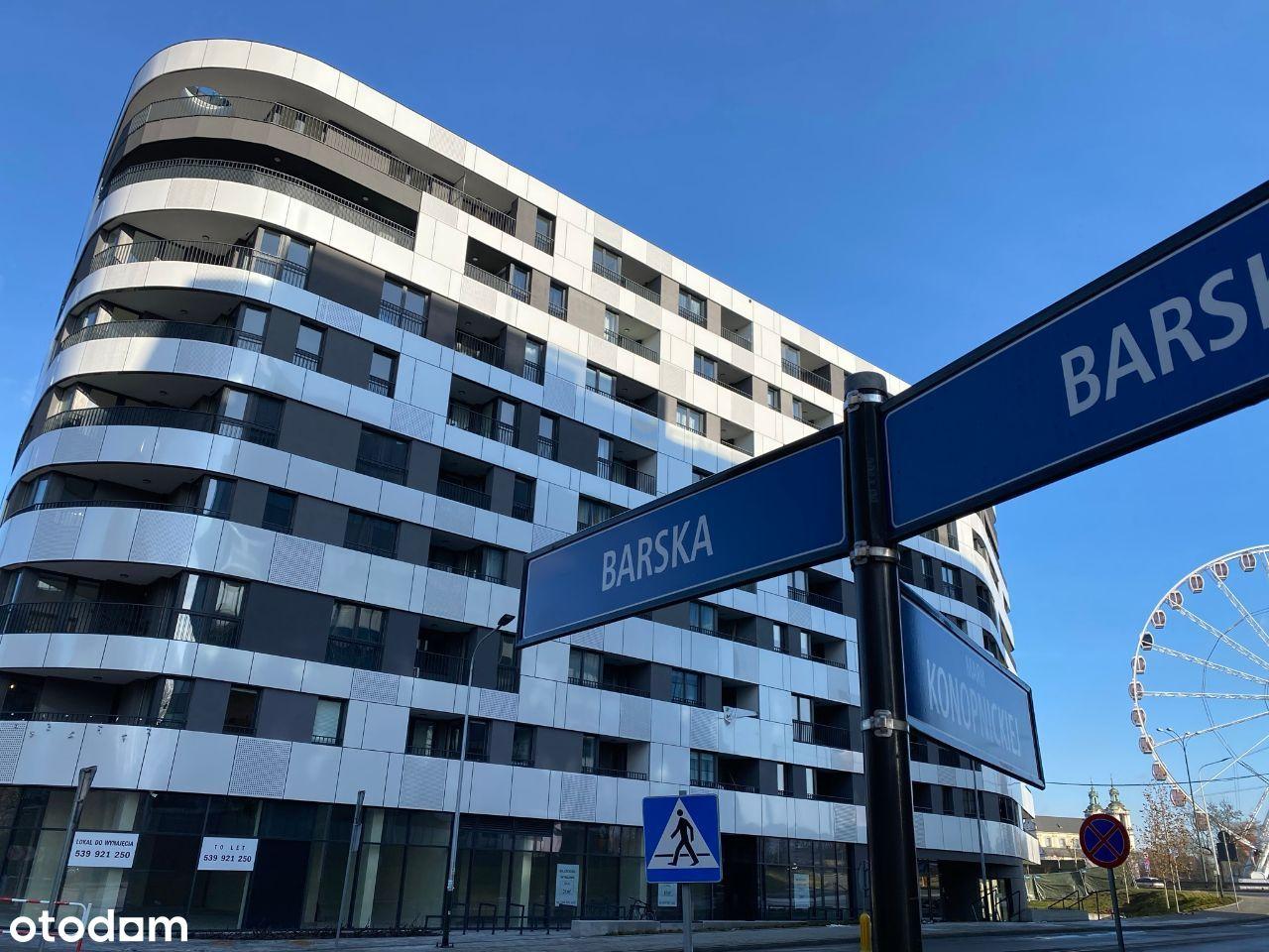 Mieszkanie 79m2 wraz z tarasem 16m2- Barska 69