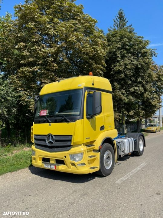 Mercedes-Benz ACTROS Chit  basculare - 1