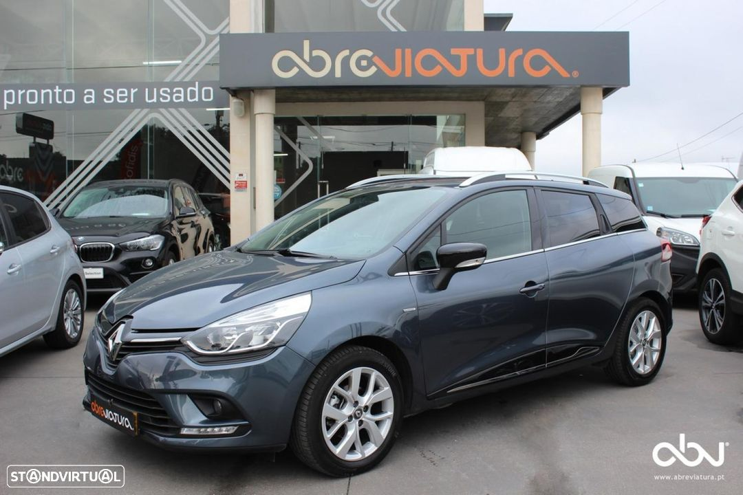 Renault Clio Sport Tourer 0.9 TCe 90 Limited - 1