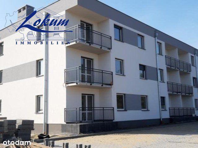 Mieszkanie, 51,57 m², Kłoda
