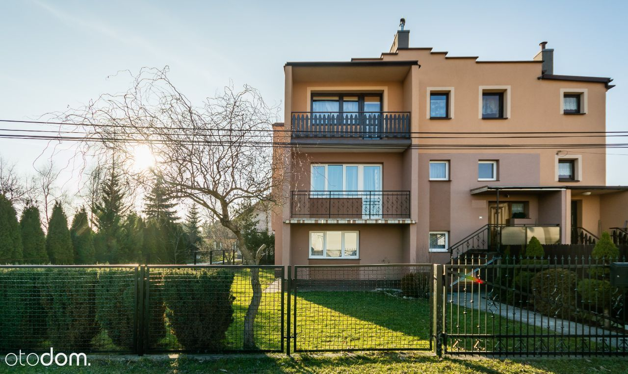 2/3 domu wolnostojącego 128m² Niepołomice