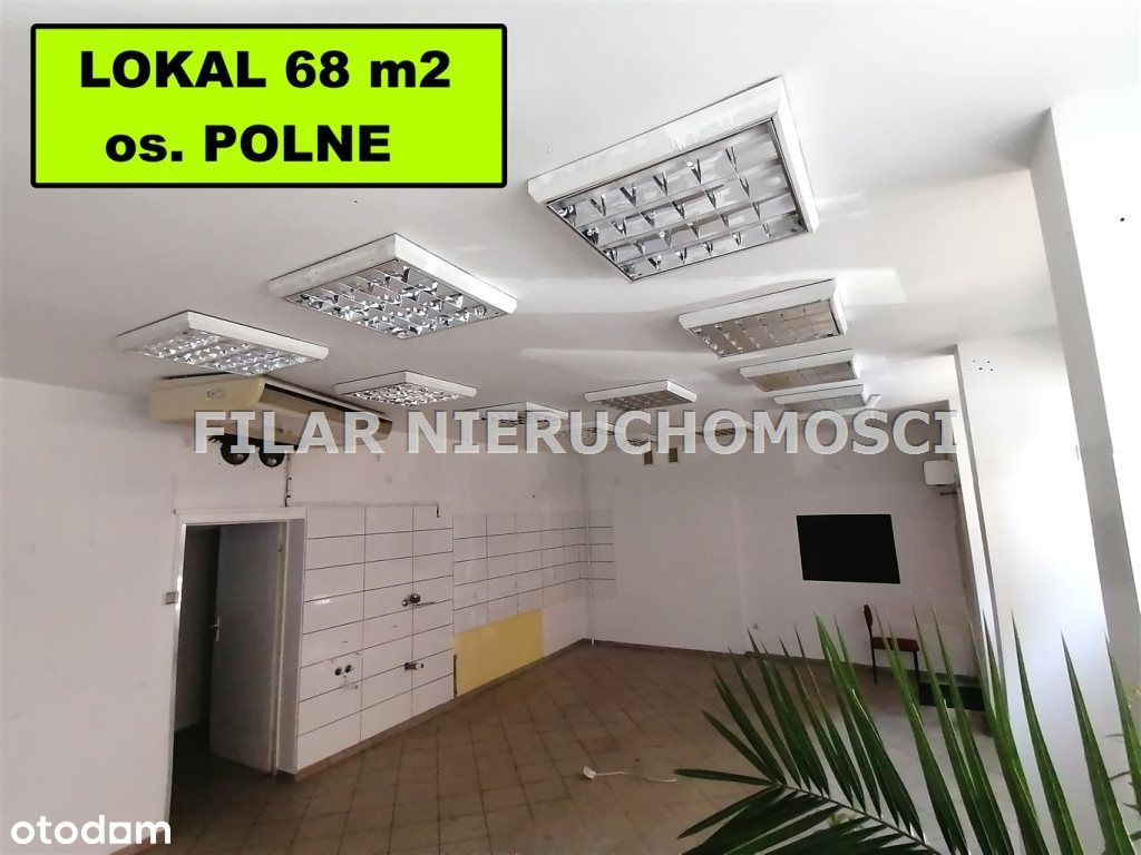 lokal osiedle Polne