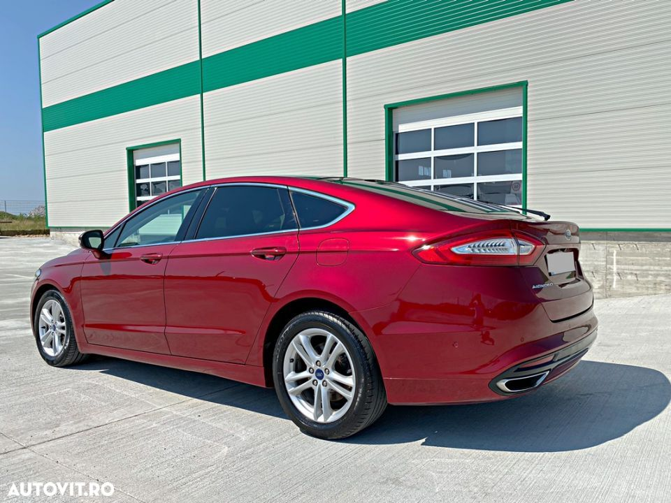 Ford Mondeo - 34